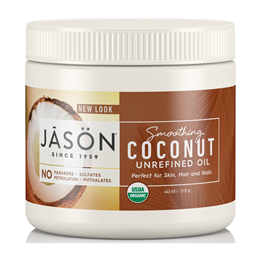 Jason Smoothing Coconut Oil - 443ml