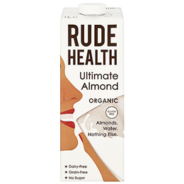 Rude Health Ultimate Almond Drink - 1 Litre