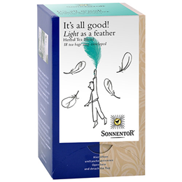 Sonnentor Organic Light as a Feather - 18 Teabags