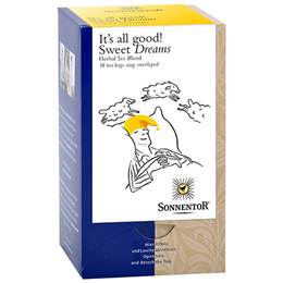 Sonnentor Organic Sweet Dreams - 18 Teabags