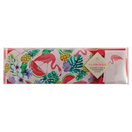 Aroma Home Flamingo Glasses Case & Cloth