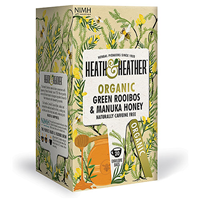 Heath & Heather Organic Rooibos & Manuka Honey -20 Bags
