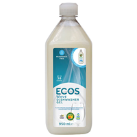 ECOS Wave Dishwasher Gel - Fragrance Free - 950ml