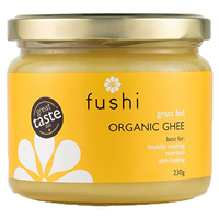 Fushi Organic Ghee - Clarified Butter - 300ml