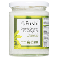 Fushi Organic Coconut - Extra Virgin Oil - 300ml