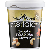 Meridian Smooth Cashew Butter - 454g