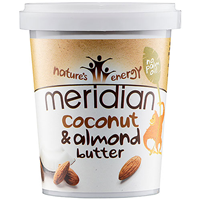 Meridian Coconut & Almond Butter - 454g - Best before date is 31st October 2018