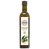 Biona Organic Italian Olive Oil - Extra Virgin - 500ml
