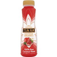 TIANA Raw Coconut Water with Pomegranate - 350ml