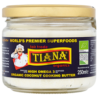 TIANA High Omega 3 Coconut Cooking Butter - 250ml