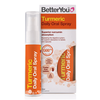 BetterYou Turmeric Daily Oral Spray - 25ml