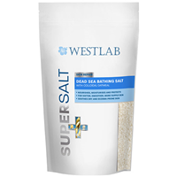 Westlab Supersalt - Nourishing - Dead Sea Salt - 1kg