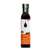 Clearspring Organic Toasted Pumpkin Seed Oil - 250ml