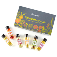 Fushi Natural Beauty Oils Gift Set