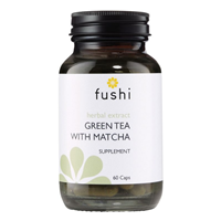 Fushi Green Tea Extract - Matcha - 60 x 500mg Vegicaps