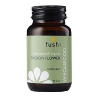 Fushi Organic Passion Flower - 60 Vegicaps
