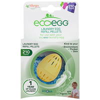 Ecoegg Laundry Egg Refills Fragrance Free - 210 Washes