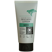 Urtekram Men Face & Body Lotion Organic - 150ml