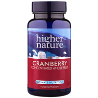 Cranberry Extract - 30 x 500mg Vegicaps