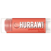 Hurraw Grapefruit Lip Balm - 4.3g