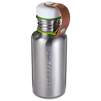 Black+Blum Water Bottle Steel Lime - 500ml