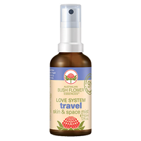 Australian Bush Flowers - Travel Mist - 50ml