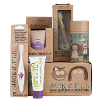Jack N` Jill Hippo Oral Care Gift Kit