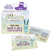 Jack N` Jill Baby Gum & Tooth Wipes