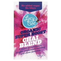 Lucy Bee Organic Fair Trade Chai Mix - 100g