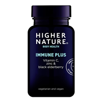 Immune + - Vitamin C with Zinc - 180 Tablets
