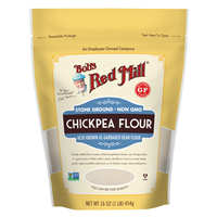 Bob`s Red Mill Garbanzo (Chick Pea) Flour - 500g