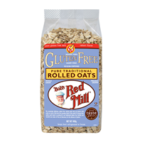 Bob`s Red Mill Pure Rolled Oats - 400g