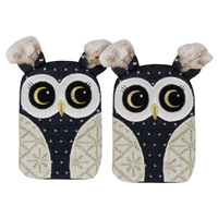 Aroma Home Click & Heat Owl Hand Warmers