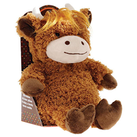 Aroma Home Lavender-Fragrance Highland Cow Cosy Hottie
