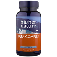 Higher Nature DLPA Complex - 90 Vegicaps