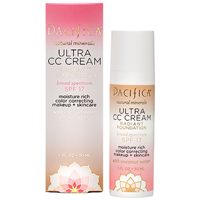 Pacifica Ultra CC Cream Medium SPF17 - 30ml