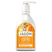 Jason Glowing Apricot Body Wash - 887ml