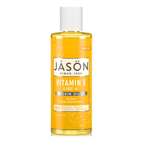 Jason Vitamin E Oil 5000IU - 118ml