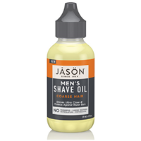 Jason Men`s Shave Oil - Coarse Hair - 59ml