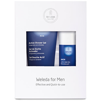 Weleda Men`s Body Care Duo Gift Box