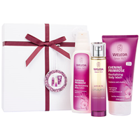 Weleda Evening Primrose Trio Ribbon Gift Box