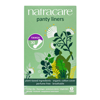 Natracare Panty Liners - Tanga - Pack of 30