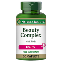 Nature`s Bounty Beauty Complex with Biotin - 60 Caplets
