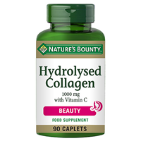 Nature`s Bounty Hydrolysed Collagen - 90 x 1000mg Caplets