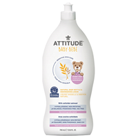 ATTITUDE Baby Natural Bottle & Dishwashing Liquid - 700ml