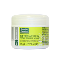 Thursday Plantation Tea Tree Face Cream - 65g