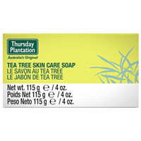 Thursday Plantation Tea Tree Skin Care Soap - 115g