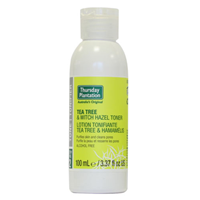 Thursday Plantation Tea Tree & Witch Hazel Toner - 100ml