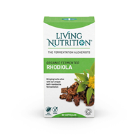 Living Nutrition Rhodiola Alive - 60 Capsules