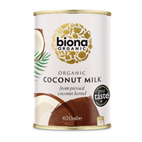 Biona Organic Coconut Milk - 400ml